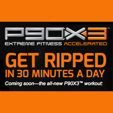 Download Beachbody P90X3 fitness workout videos online