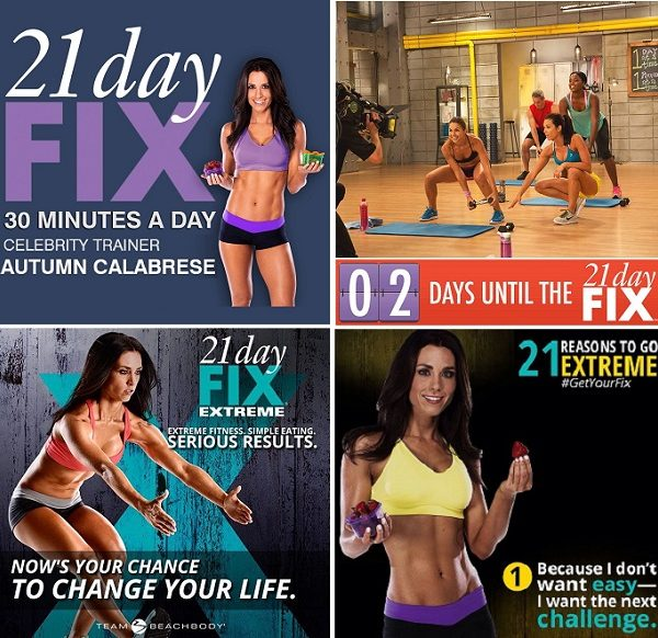 21 Day Fix & Extreme